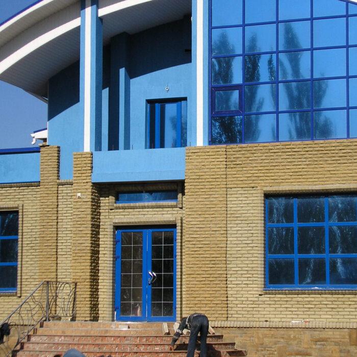 Фотография здание Луганск