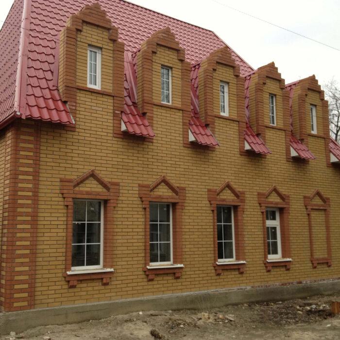Фото здание в луганске