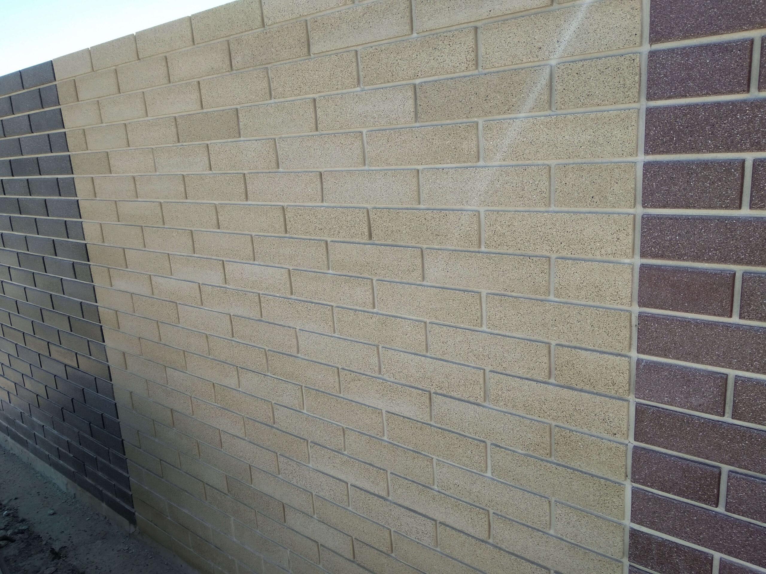Фото стена из Литоса